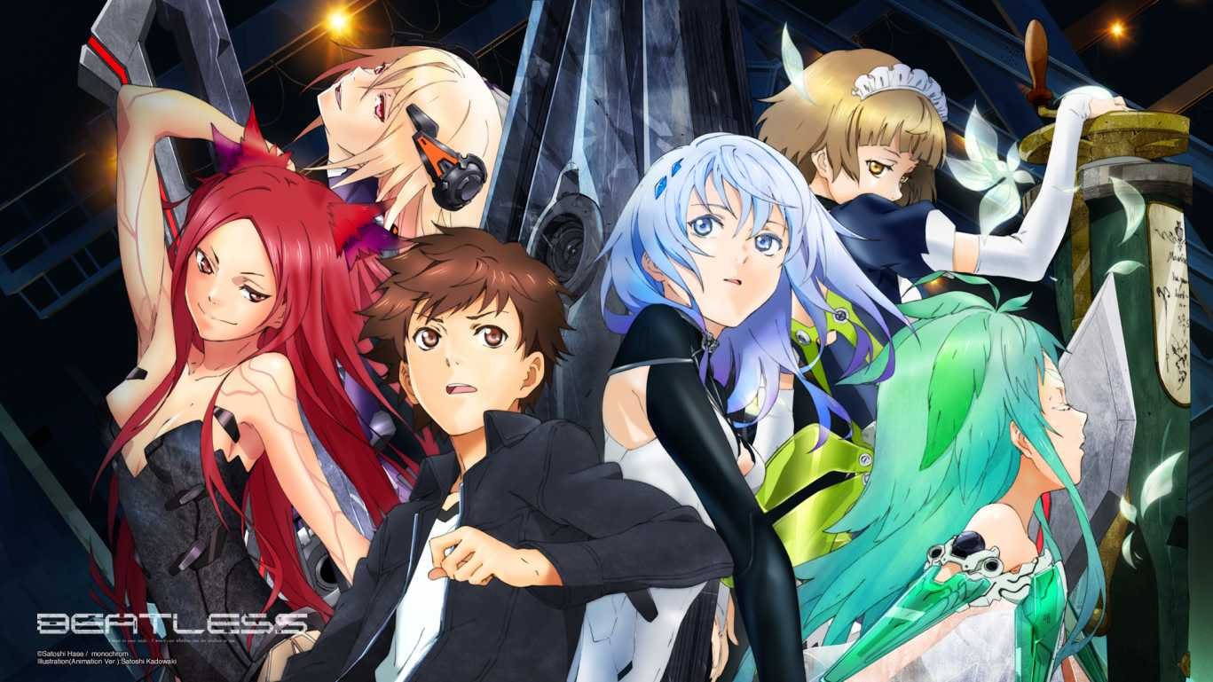 Play《BEATLESS01》