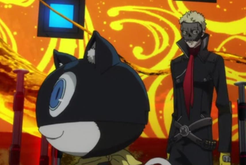 [720p]PERSONA5 the Animation 07 192MB