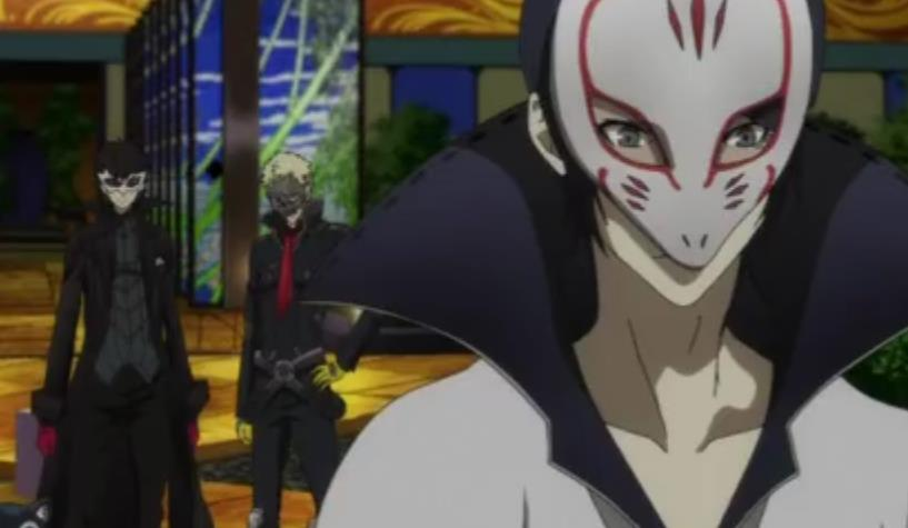 [720p]PERSONA5 the Animation 08 193MB