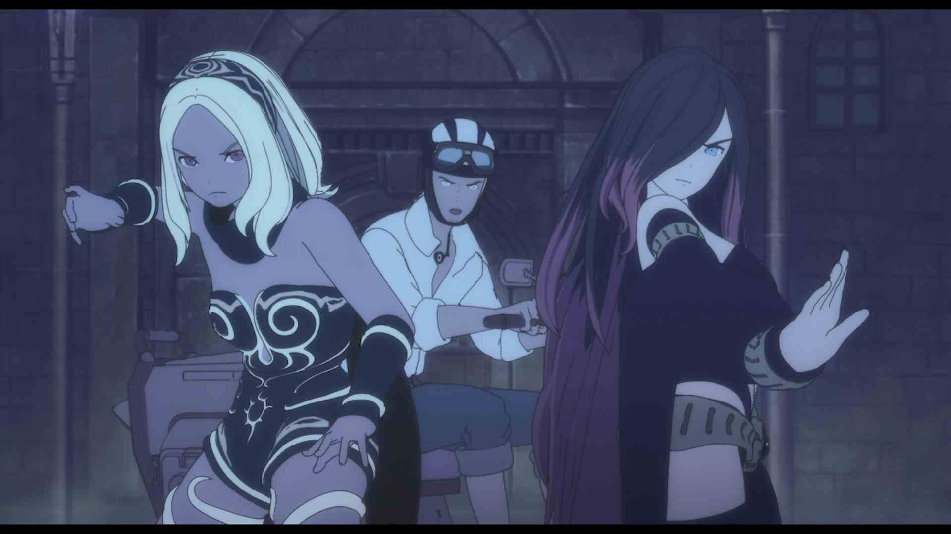 Play《[720p]GRAVITY DAZE The Animation ~Ouverture~ 02》