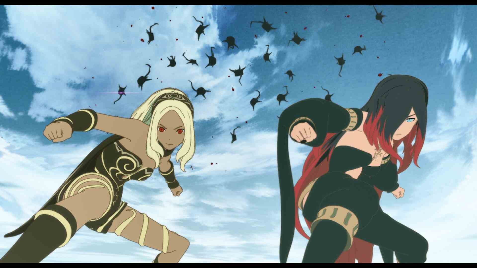 Play《[720p]GRAVITY DAZE The Animation ~Ouverture~ 01》