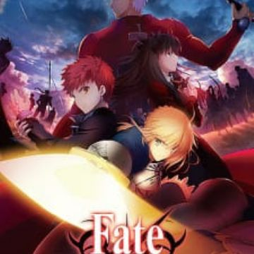 Play《Fate/stay night 3話 [Unlimited Blade Works] 2014》