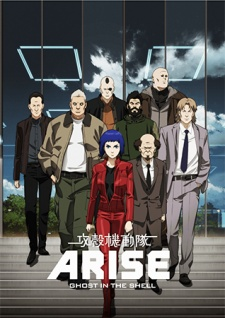 Play《攻殻機動隊ARISE -GHOST IN THE SHELL- border:1 Ghost Pain》