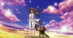 CLANNAD ~AFTER STORY~ 19「家路」 - 再生:1026