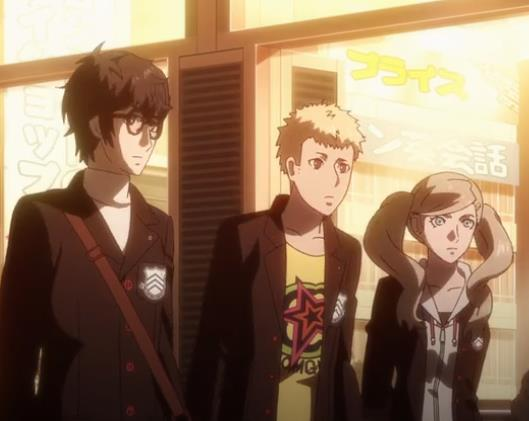 [1080p]PERSONA5 the Animation OVA  427MB - 再生:1489