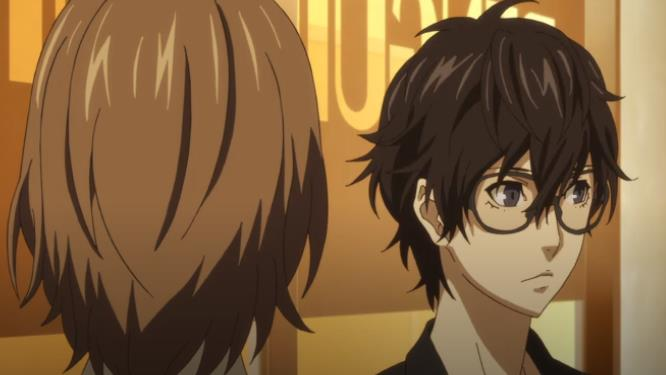 [720p]PERSONA5 the Animation SP1 173MB - 再生:1946
