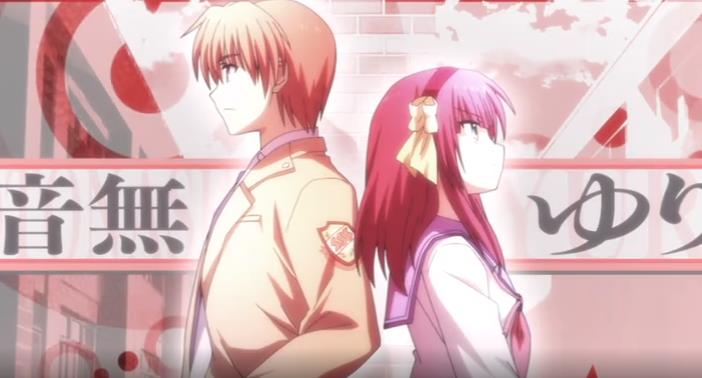 [720p]Angel Beats!  11 204MB